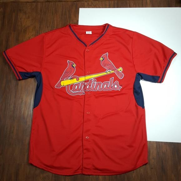6bef45a9 STL Cardinals, Matt Carpenter jersey, size XL. M_5bb9a23be944bad8a76261ee